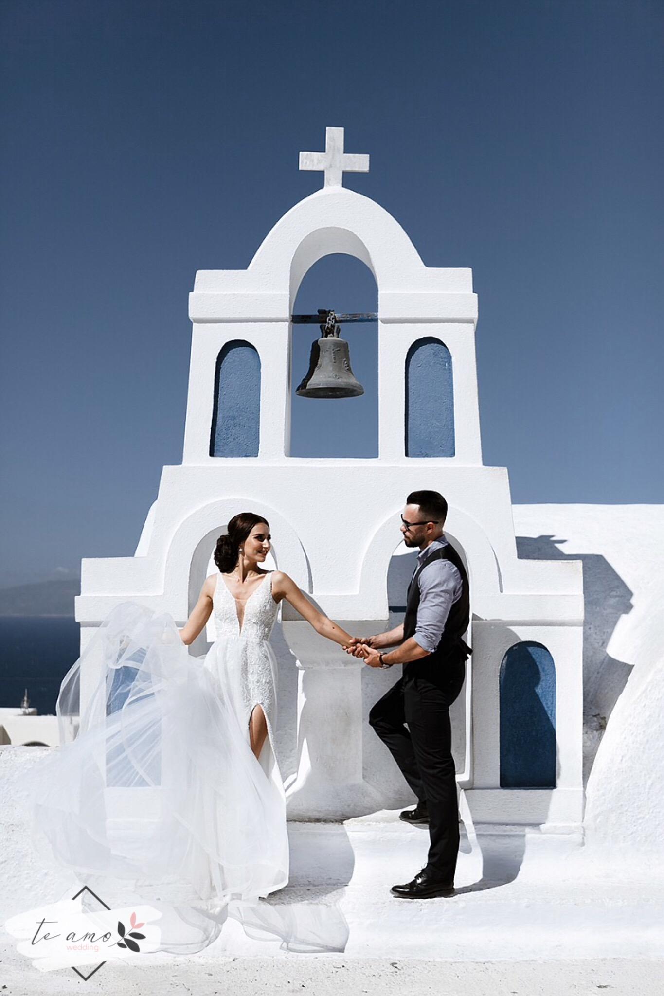 V&K | Te Amo Wedding
