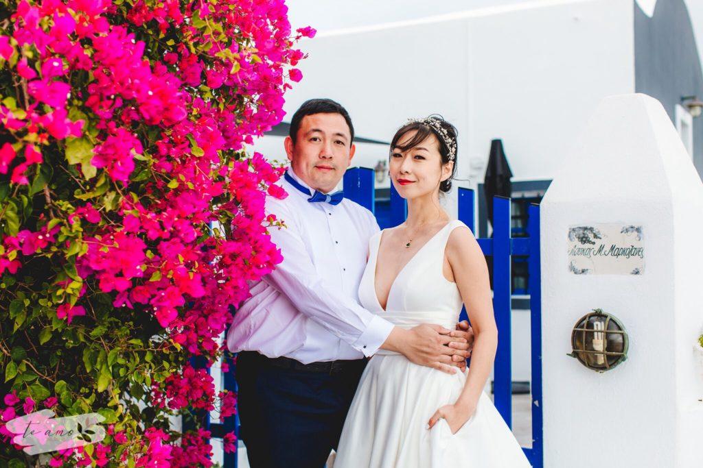 Yue & Zhifeng