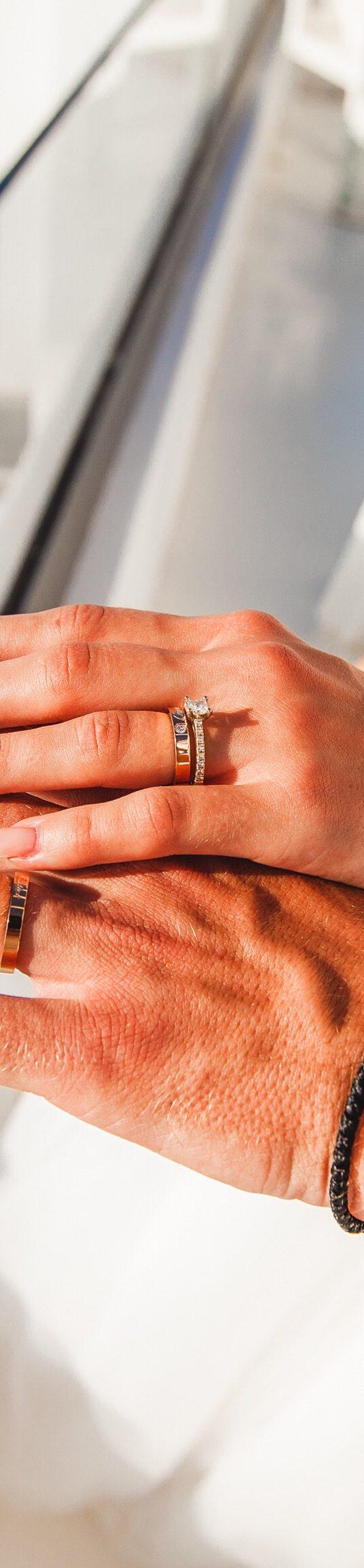 Как проходит свадьба на Санторини?